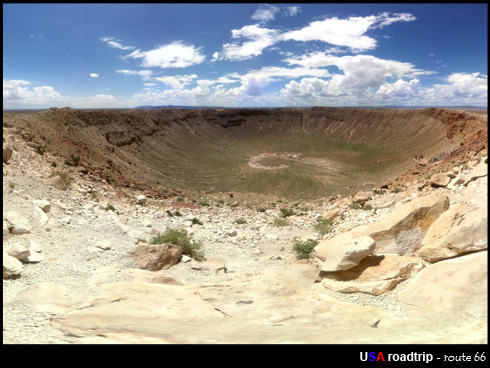 Great Meteor Crater