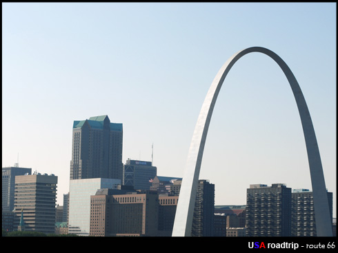 Route 66 - St. Louis