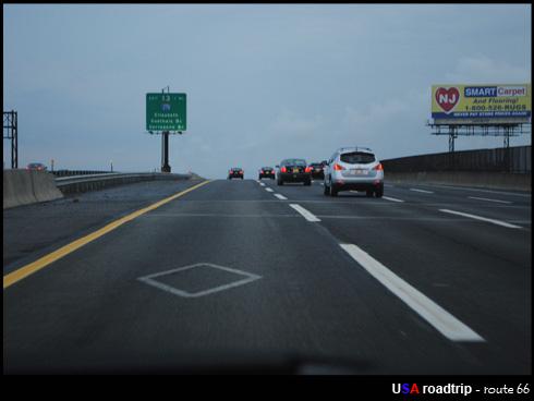 USA roads